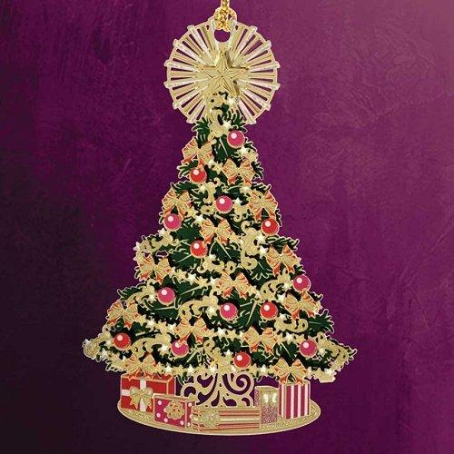 Christmas Tree Return Policy: Baldwin Brass Christmas Ornaments Festive And Holiday